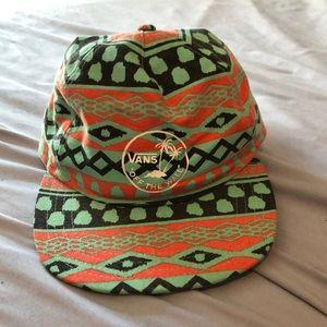 Vans Tribal SnapBack